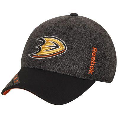 Anaheim Ducks Reebok Youth Playoff Structured Flex Hat - Black ... dd6ddeb702fa