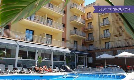 Lloret De Mar 7 Nuits En Pension Complete A L Hotel Royal Beach