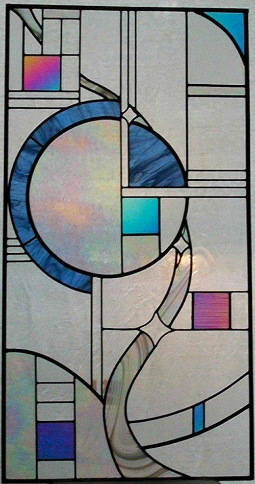 Modern art Stardust | Stained glass | Pinterest | Modern ...