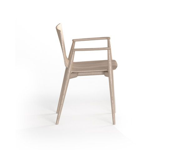 Malmö Armchair 395 by PEDRALI   Restaurant chairs