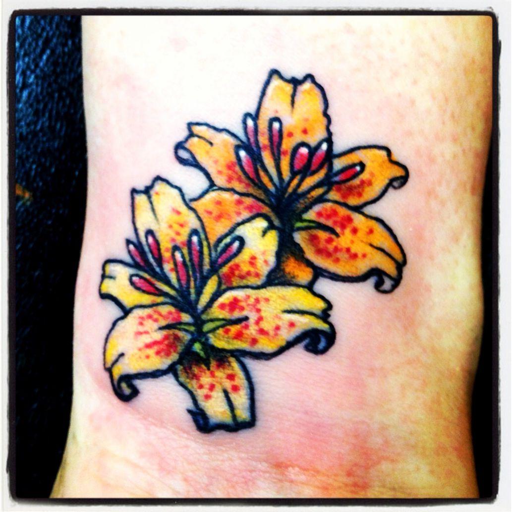 Artist chuck schmidt the parlor tattooing www