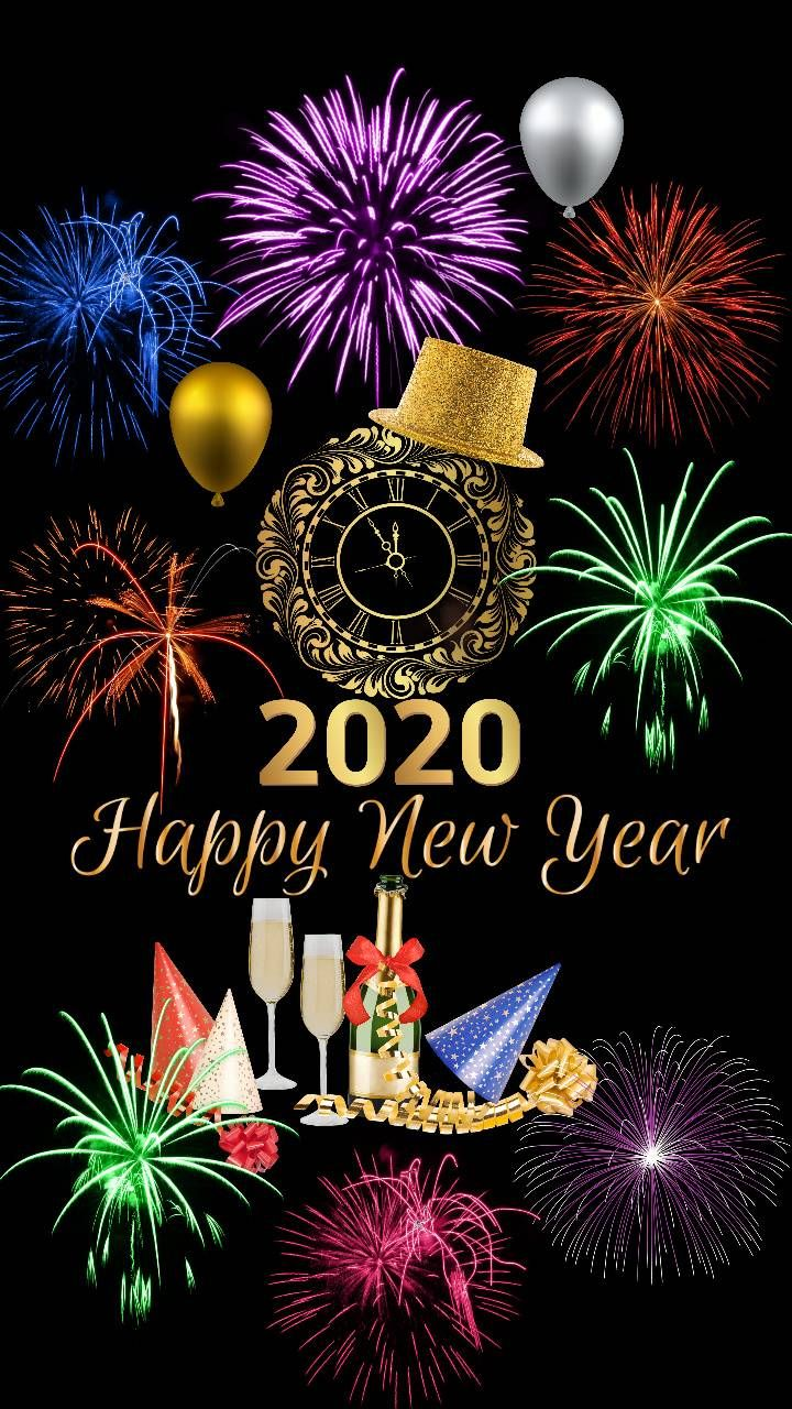 Download New Year 2020 Wallpaper By Ninoscha A3 Free On Zedge Now Browse Millions Of Popular 2020 Wallpapers In 2020 New Year 2020 Happy New Year 2020 Happy New