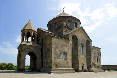 Cathedral and Churches of Echmiatsin and the Archaeological Site of Zvartnots
