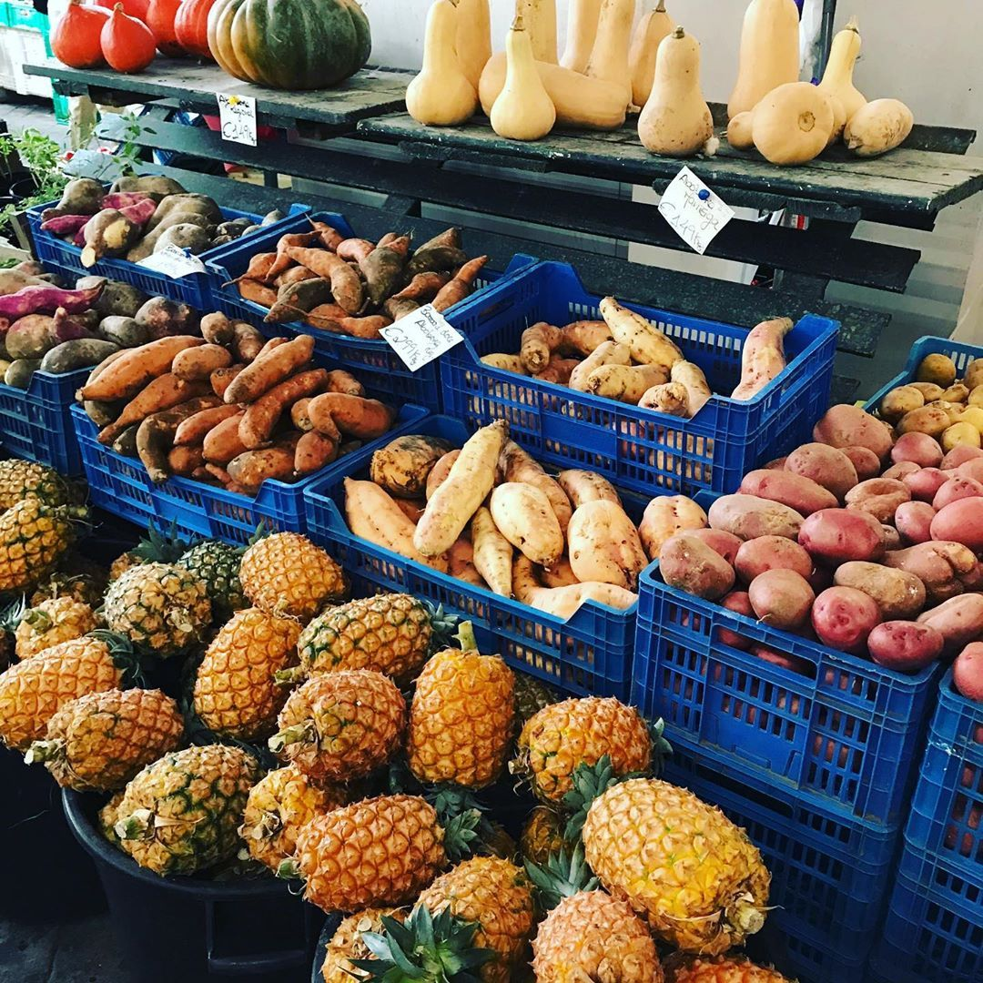 Went To The Farmers Market In Ponta Delgada Today So Much Nice Fruits And Vegetables Fruits Vegetables Vegetables Healthy Recipes Fruits And Vegetables
