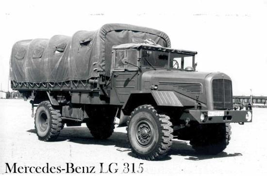 Mercedes Benz Lg 315 46 Oldtimer Lkw Militarfahrzeuge Oldtimer