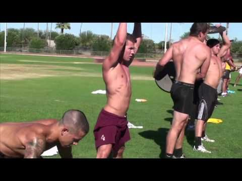 ASU Wrestling Hell Week - YouTube | Fitness | College