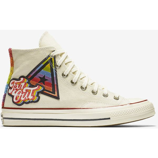 e2edc9a9bf7d0c Converse Chuck Taylor All Star  70 1st Pride Parade High Top Unisex...  ( 110) ❤ liked on Polyvore featuring shoes