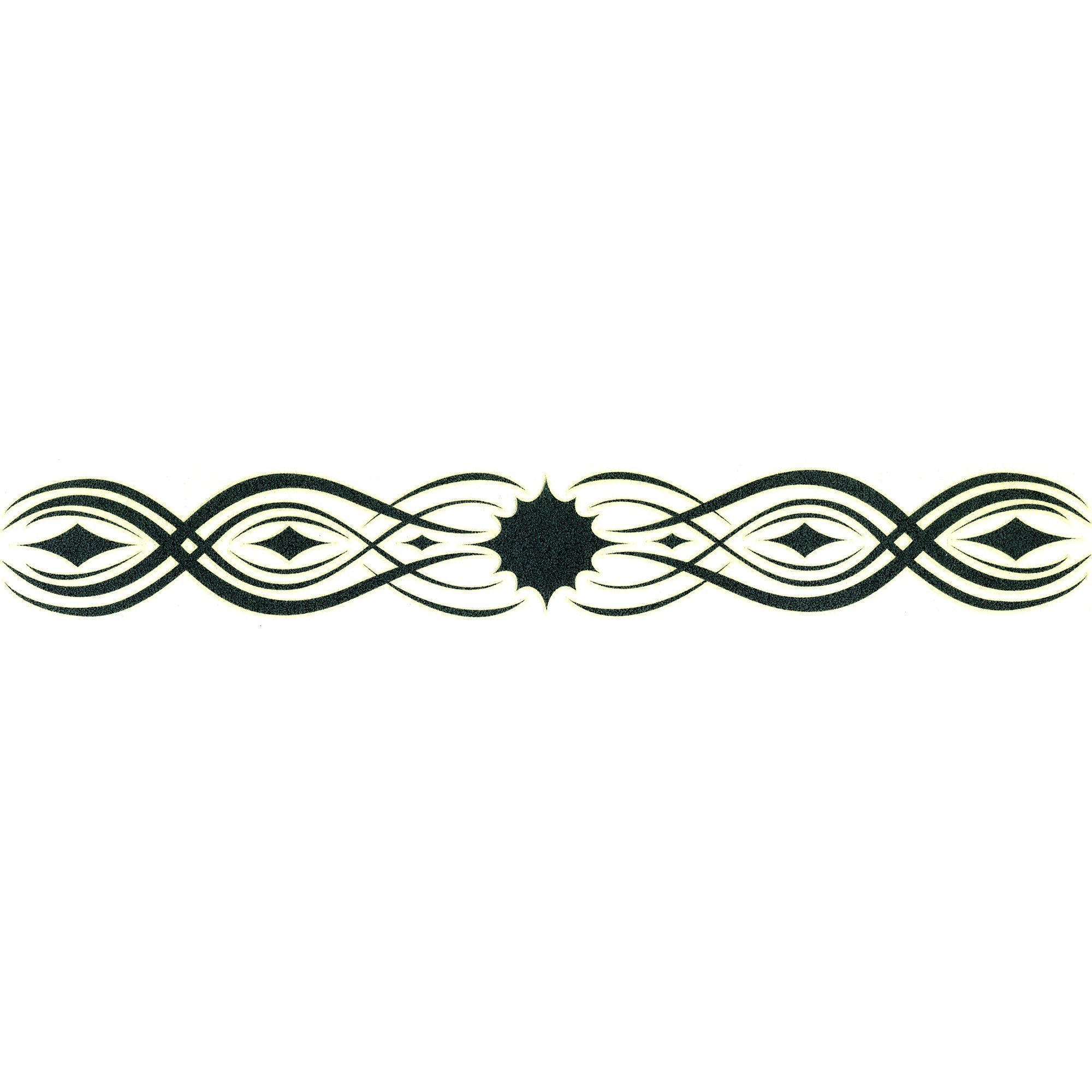 ad8ba9383 No. I Tribal Glow-n-Dark Arm Band Temporary Tattoo 1.5x9 | Tattoo ...