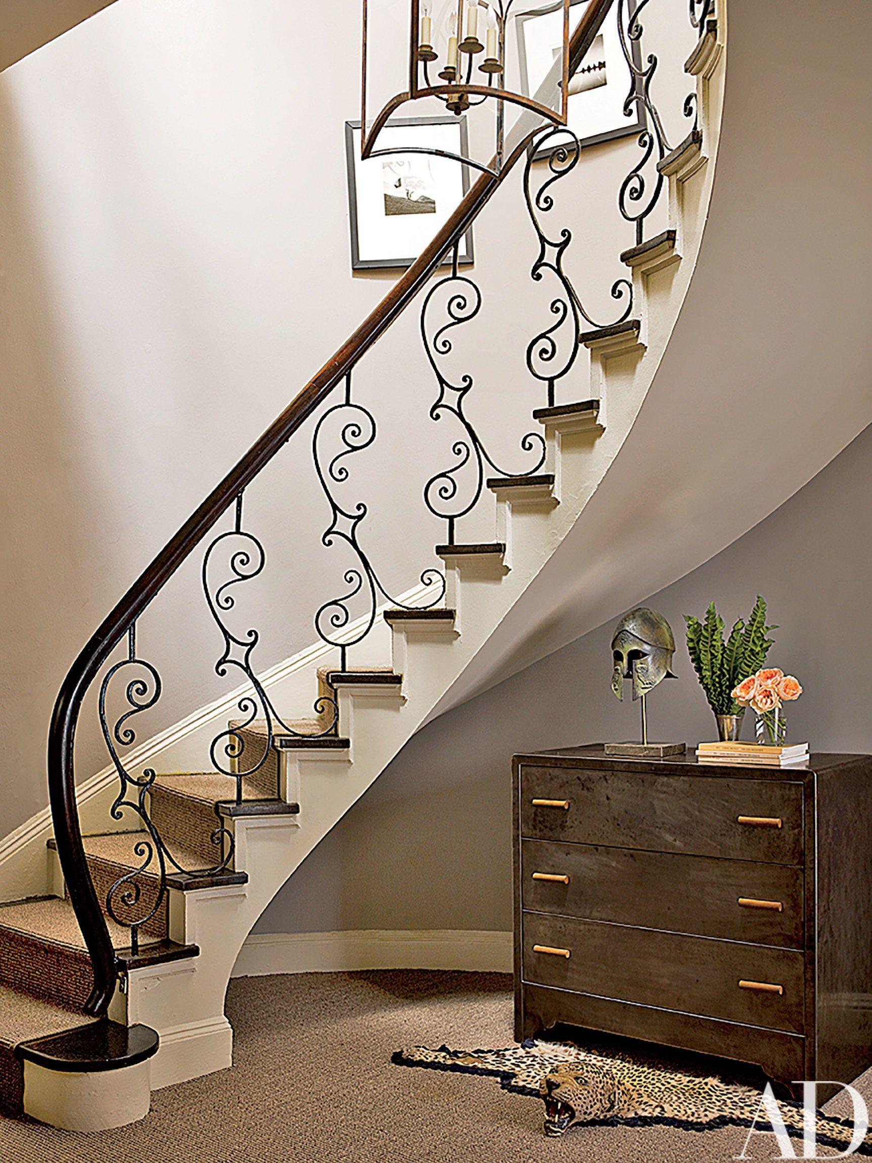 Best Nina Griscom's Elegant Central Park Duplex Staircase 640 x 480