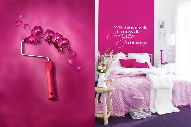 Die Schoner Wohnen Trendfarbe Ist Eine Seidenglanzende Wand Und Deckenfarbe Gehort Zu Den Perfe Schoner Wohnen Farbe Schoner Wohnen Trendfarbe Schoner Wohnen