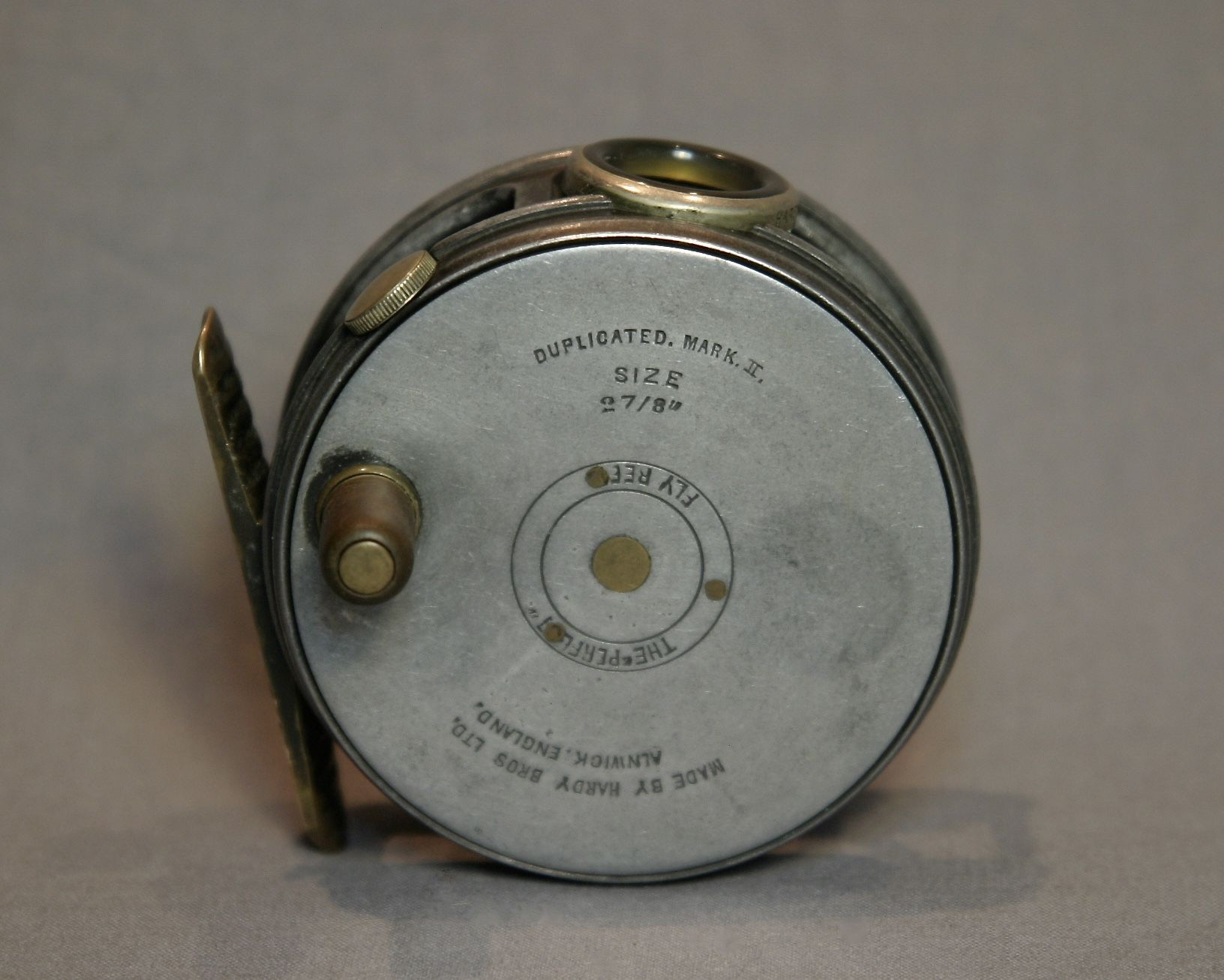 A Wonderful Old Hardy Reel An Exceptionally Rare 2 7 8 Silent Perfect The Reel Has An Ivorine Handle Fishing Reels Fly Fishing Reels Fly Fishing Accessories