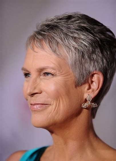 Image Result For Jamie Lee Curtis Haircut Short Hair Pinterest