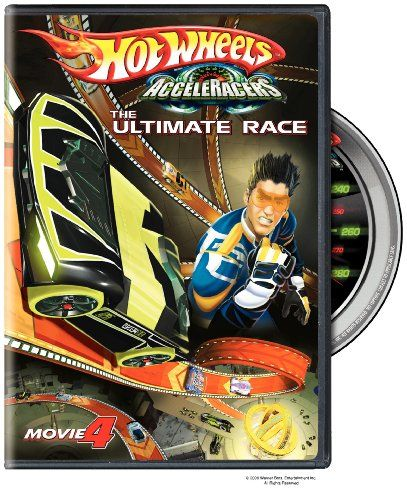 Download Hot Wheels Acceleracers the Ultimate Race Full-Movie Free