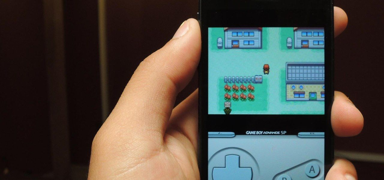 How to download play game boy advance roms on your ipad