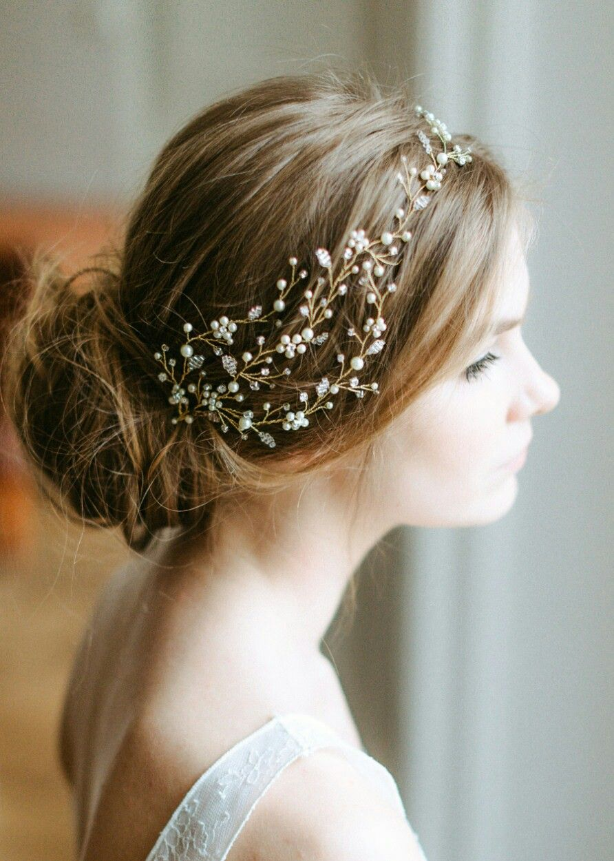 Olga Delice Bridal Headpiece