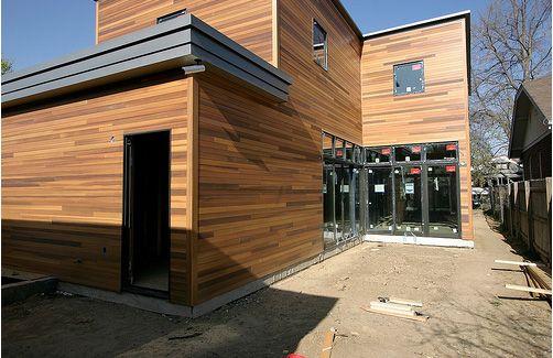 Western Red Cedar Siding | Cedar siding, Insulation contractors ...