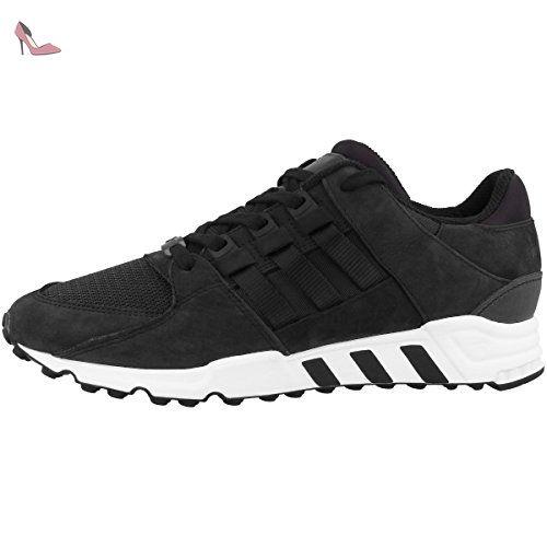 adidas EQT Support RF Black Black White 43 - Chaussures ...