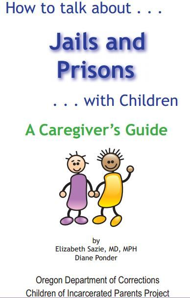 Children With Incarcerated Parents Rongprisonwives