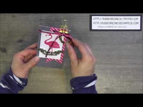 Rubber Redneck Creative Sparks - Stampin' Catalog Feature #rubberredneck #stampinup #cards #stamping