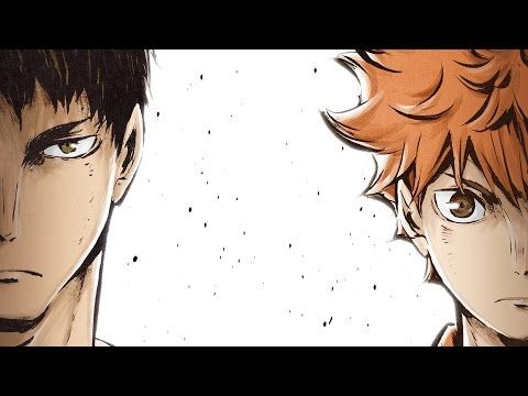 Haikyuu!! OST - Volleyball is a sport where you're always looking up!!!