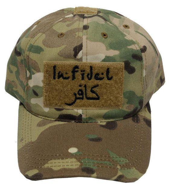 Infidel Multicam US Military Contractor Camo Tactical Ball cap hat ... b0d43da67bd
