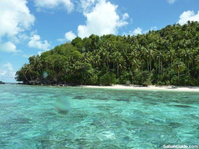 Si amil Island - Sabah Beach