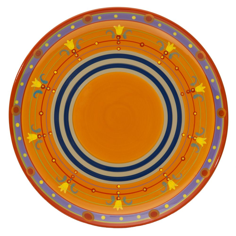Hand painted dinner plate from Festin Coquin £19.50  sc 1 st  Pinterest & Hand painted dinner plate from Festin Coquin £19.50 | for the home ...