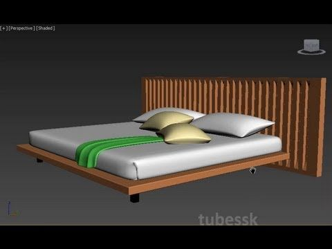 3ds Max Blueprint High Quality Tutorial Setup For Modeling Youtube 3ds Max Modern Bed 3ds Max Tutorials