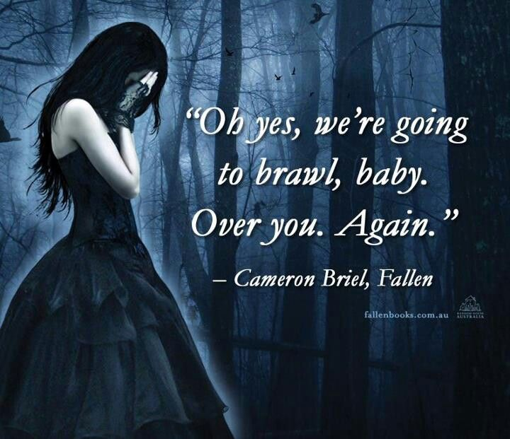 Fallen Angels Book Quotes: Love Cam In The Fallen Series