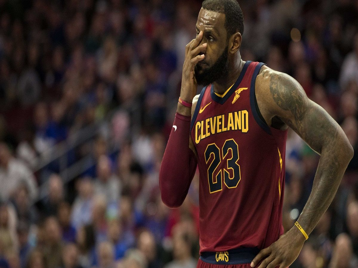 LeBron James devastated upon learning of Erin Popovich's