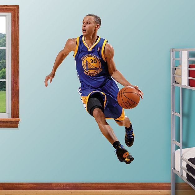 I Want This For My Bedroom! Lol Curry 💙💛