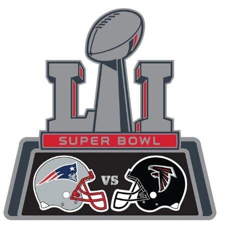 Nfl New England Patriots Vs Atlanta Falcons Super Bowl 51 Dueling Lapel Pin Nfl New England Patriots Super Bowl Li Super Bowl