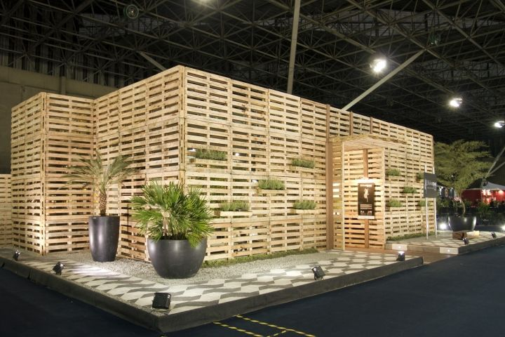 Urban spa stand by wenew innovation s o paulo brazil for Creation stand salon