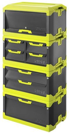 Good Hereu0027s A First Look At Ryobiu0027s ToolBlox Modular Tool Cabinet System!