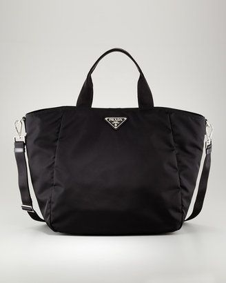 87f1346a6 Just bought my first prada purse!!!!! A treat to myself. ShopStyle: Prada  Large Nylon Tote Bag