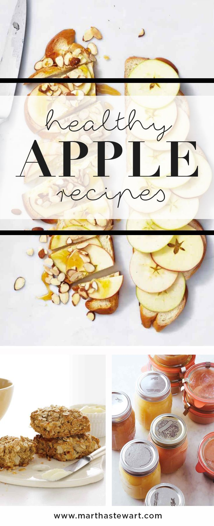 Healthy Apple Recipes for one of our favorite superfoods   Martha Stewart Living