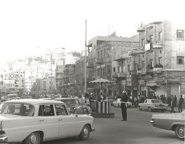 Jordan in the 60s