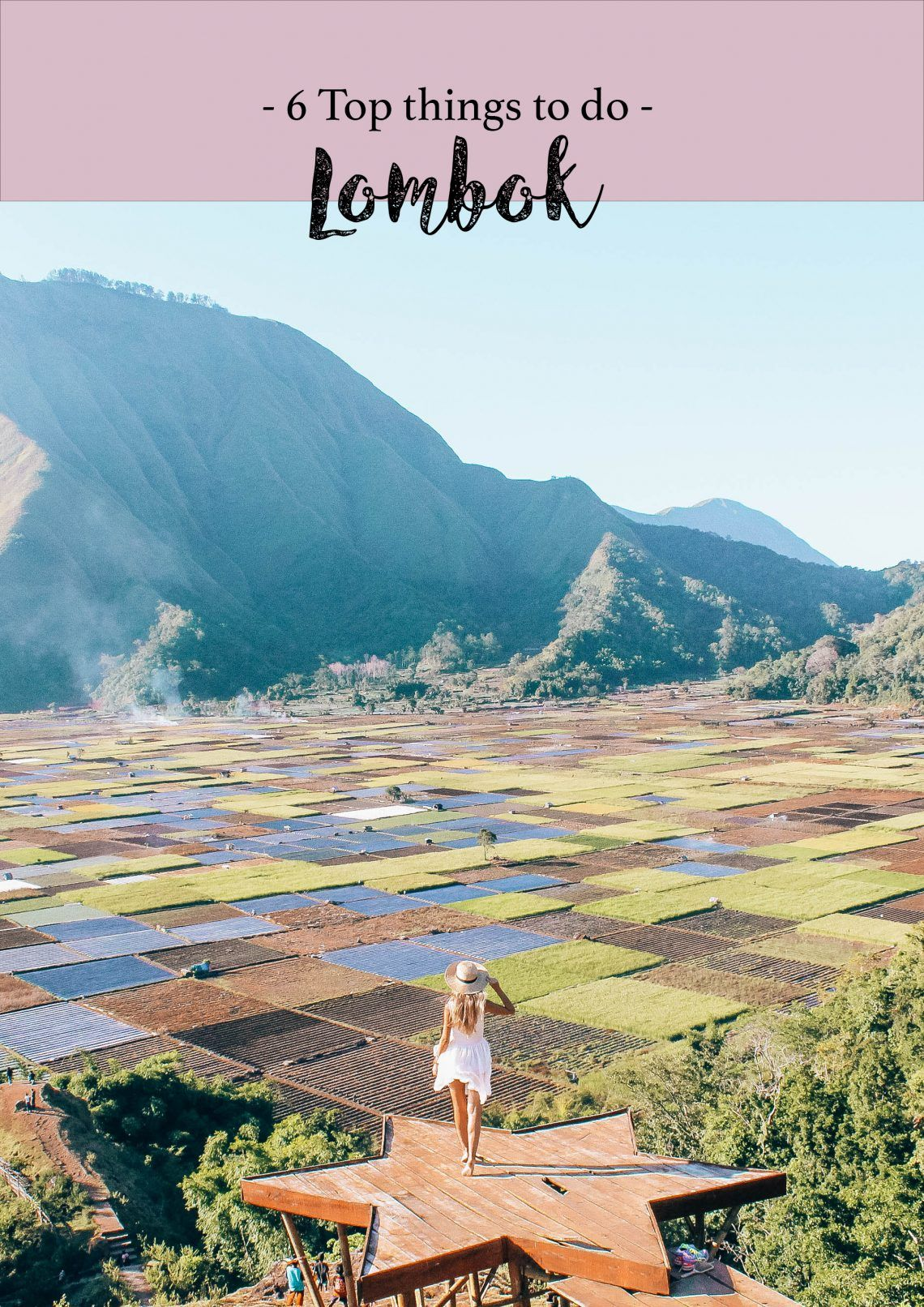 Top Things To Do In Lombok One Ocean Away Travel Amp Design