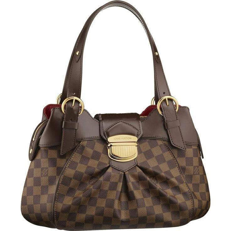 Coin Purses. Fashion Women. Moda Femenina. Louis Vuitton Sistina PM  c3a3e51208956