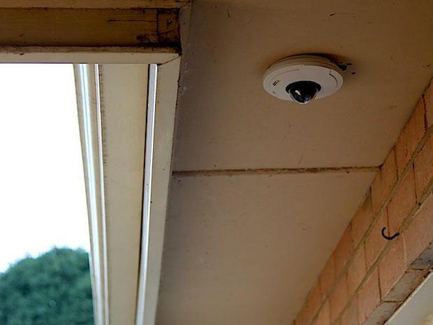 DIY: home surveillance with IP network cameras | Home ...