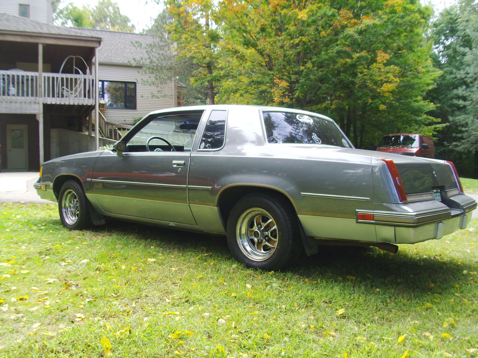 1987 Oldsmobile 442 (With images) Oldsmobile 442