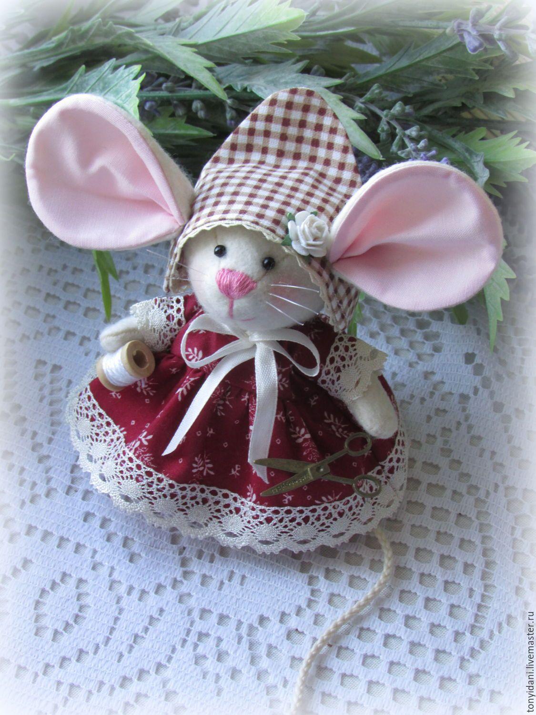 Купить мышка мягкая игрушка