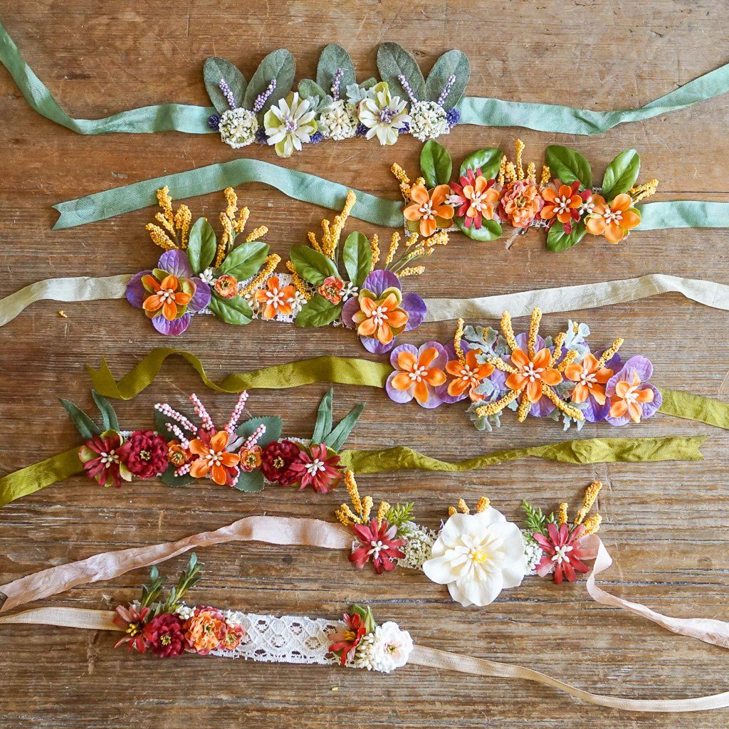 Flower crowns faux flowers flower crowns and crown flower crowns izmirmasajfo