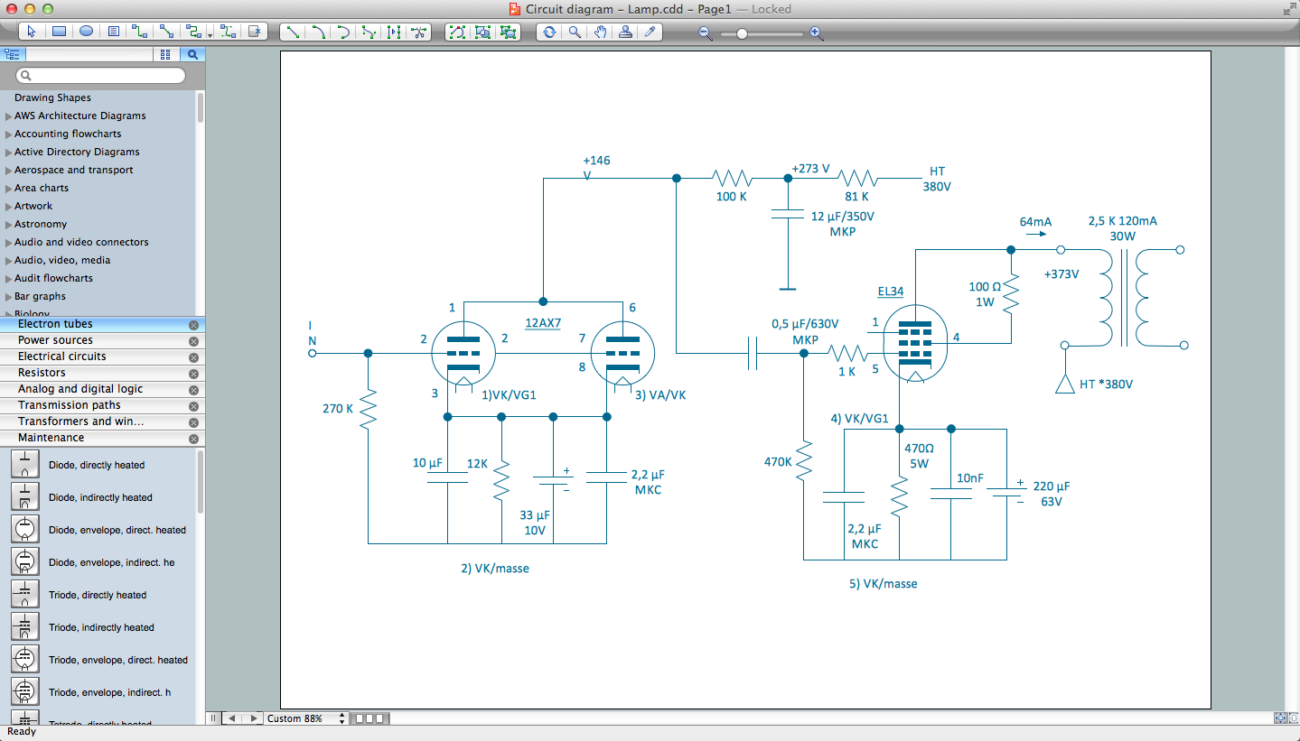 How To Use House Electrical Plan Software Drawing
