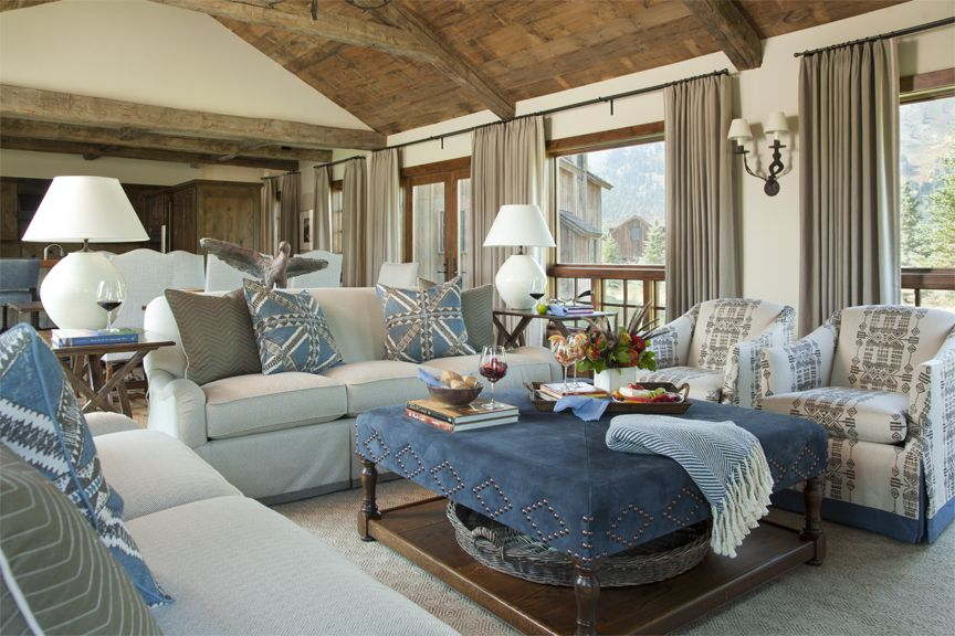 Out West Week Shooting Star Cabin In Wyoming By Jane Schwab The English Room