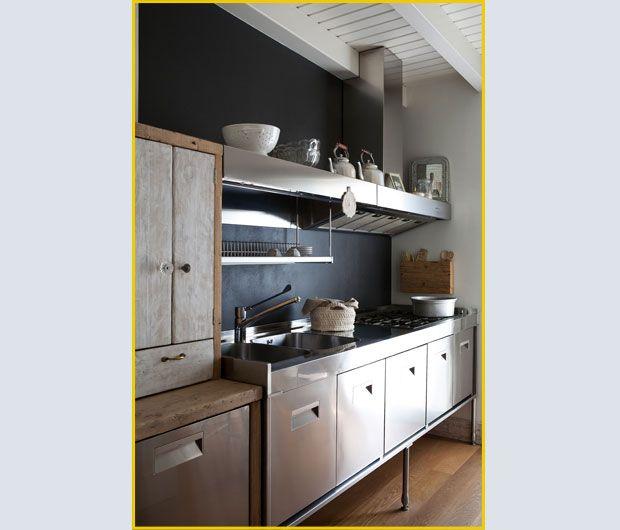 Non ditelo all 39 architetto e tu di che colore vuoi dipingere le pareti cucine kitchens for Cucine moderne color ciliegio