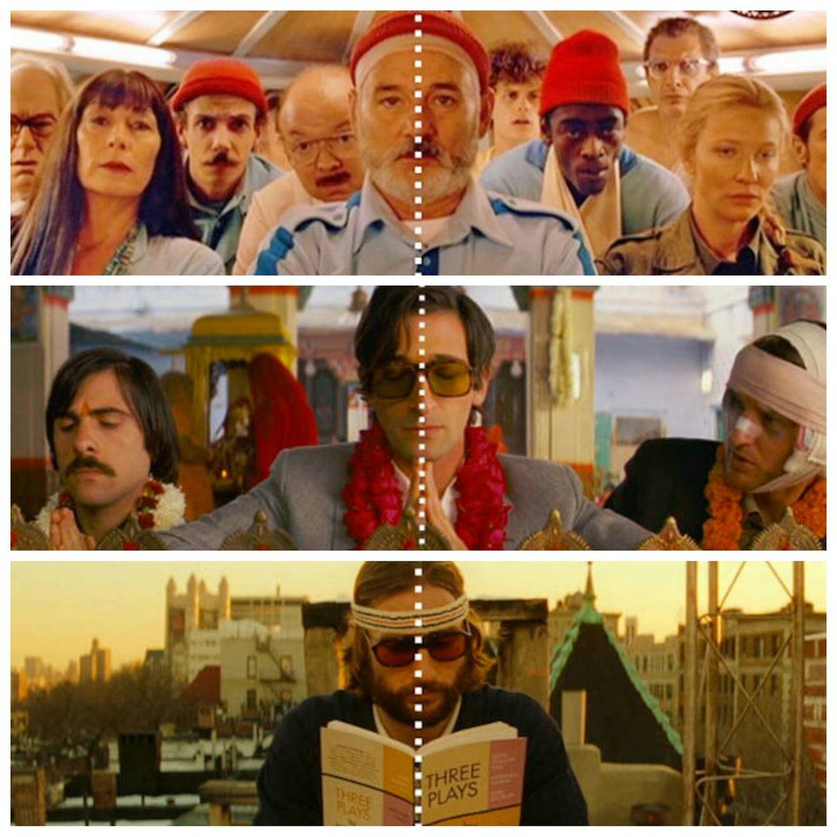 symmetry in the films of wes anderson the life aquatic. Black Bedroom Furniture Sets. Home Design Ideas