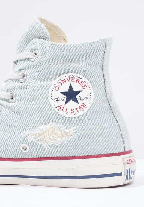 Converse CHUCK TAYLOR ALL STAR Sneaker high light blue