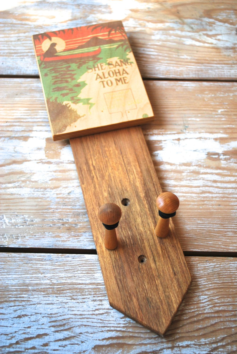 wall mount ukulele holder by zonabark on etsy ukulele ukulele music vintage hawaii. Black Bedroom Furniture Sets. Home Design Ideas