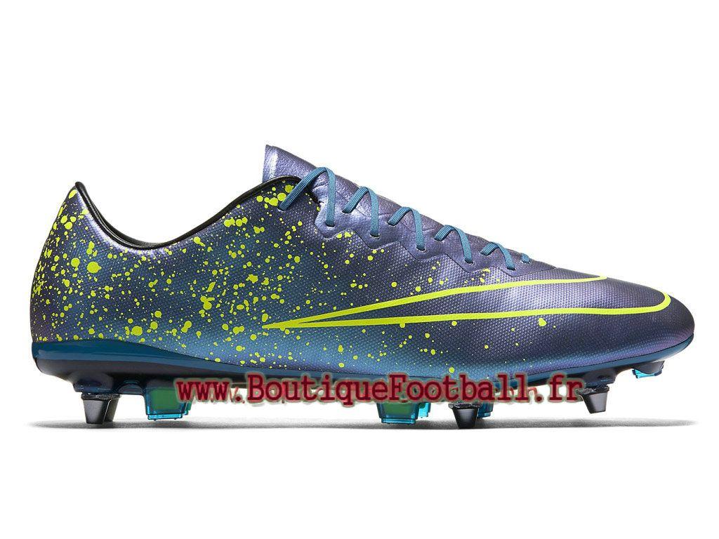 Nike Mercurial Vapor X SG Pro Chaussure de football à